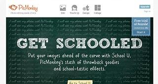 home page picmonkey